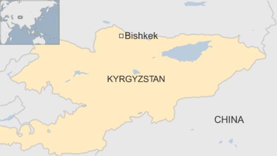 Xe bom lao vao su quan Trung Quoc o Kyrgyzstan hinh anh 2