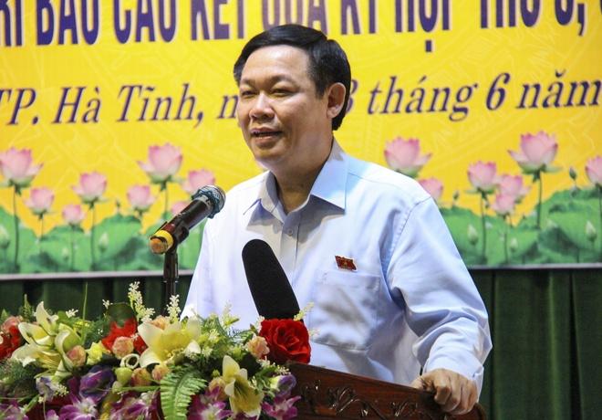 'Phai than trong neu tai khoi dong du an mo sat Thach Khe' hinh anh
