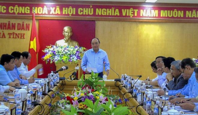 Thu tuong: 'Formosa khong dam bao an toan thi khong san xuat' hinh anh 1
