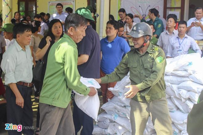 Chinh phu ho tro hon 3.500 tan gao cho Ha Tinh hinh anh 1