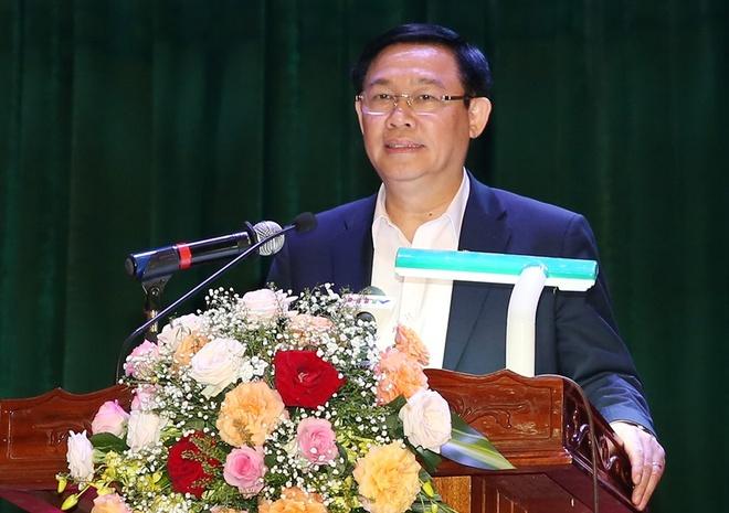 Phó thủ tướng: Hợp tác xã kiểu mới cần được nhân rộng như ở Hà Tĩnh