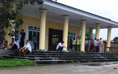 Nguyen can bo quan ly thi truong chet trong thoi gian tam giam hinh anh 1