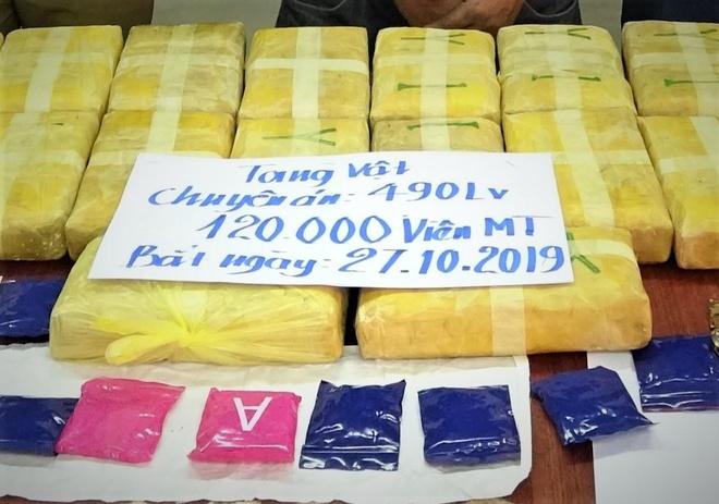Bat nguoi nuoc ngoai dua 120.000 vien ma tuy vao Viet Nam hinh anh