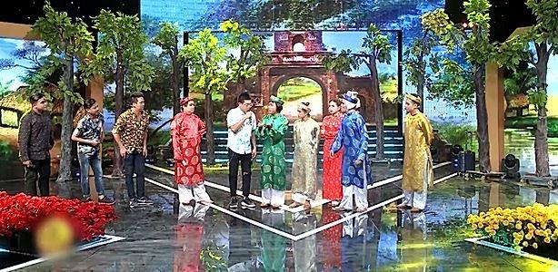 Nan bao hanh duoc tai hien trong tap Tet cua Cuoi Xuyen Viet hinh anh
