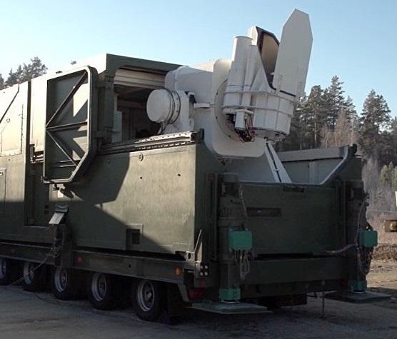 Video: Can canh vu khi laser moi cua Nga hinh anh