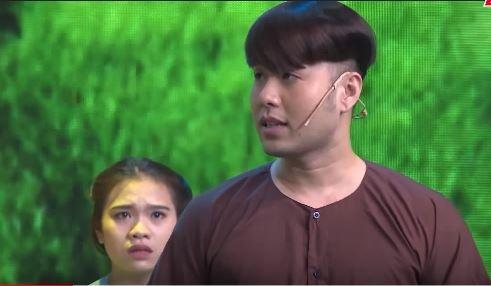 Akira Phan hoa chang trai mien Tay trong Cap doi hai huoc mua 2 hinh anh