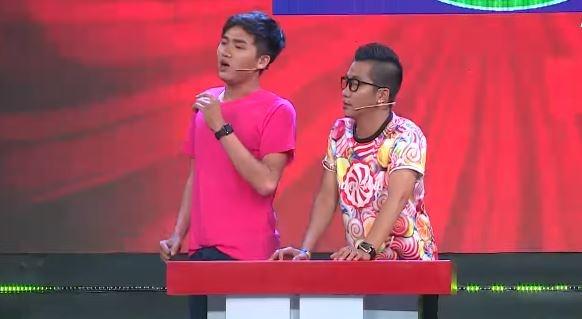 Huynh Nhu cua Fap TV 'dung hinh' khi dong doi bieu dien hinh the hinh anh