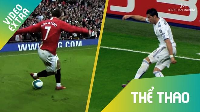 4 'tuyet ky' cua C.Ronaldo ma Messi khong the bat chuoc hinh anh