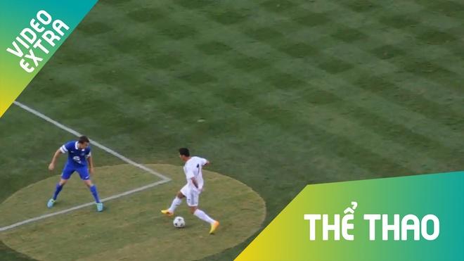 Nhung lan C.Ronaldo the hien sieu ky thuat truoc may quay khan gia hinh anh