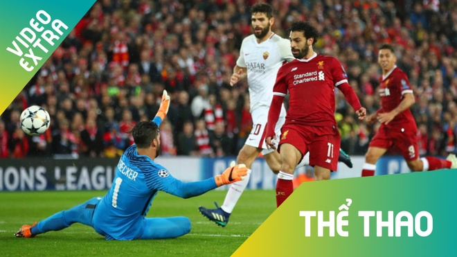Fan Liverpool ho vang ten Salah tai san sau sieu pham lop bong hinh anh