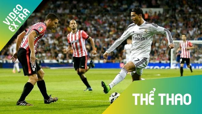 Nhung pha dao chan sieu hang cua C.Ronaldo va Ro 'beo' hinh anh