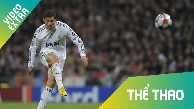 5 sieu pham cua C.Ronaldo mang phong cach 'la vang roi' hinh anh