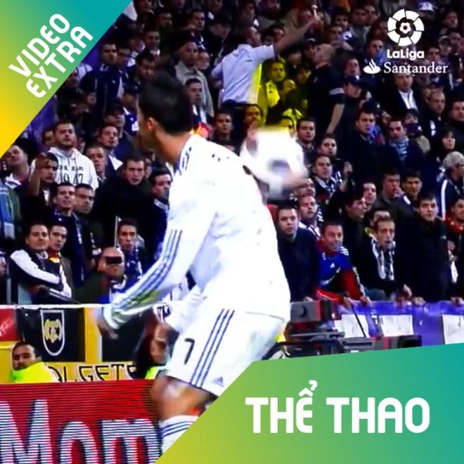Ronaldo va cac huyen thoai choi bong bang lung hinh anh