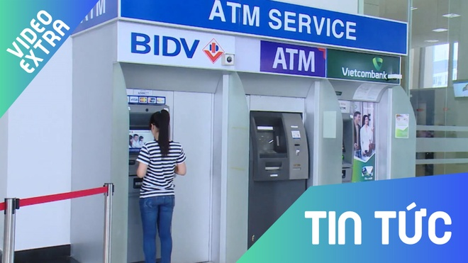 'Tuyt coi' ke hoach tang phi ATM noi mang cua 4 ngan hang lon hinh anh
