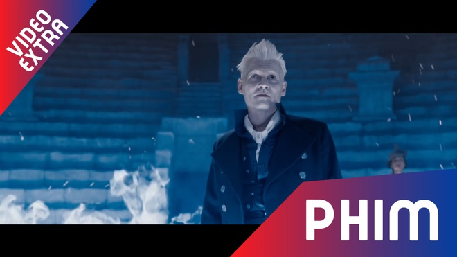 Trailer hoanh trang cua Fantastic Beasts - The Crimes of Grindelwald hinh anh