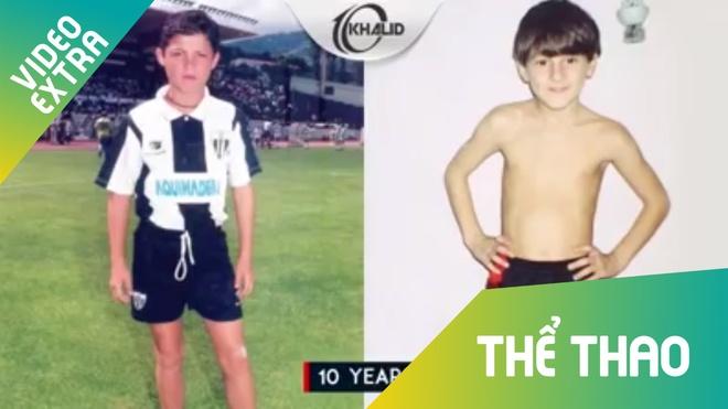 Do ve dien trai cua Ronaldo va Messi qua tung nam thang hinh anh