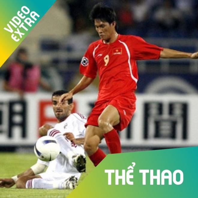 Xem lai chien thang cua Viet Nam truoc UAE nam 2007 hinh anh