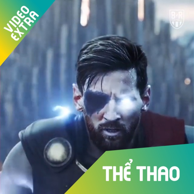 Clip che Messi lap Avengers, gianh ngai vang C1 cua Real hinh anh