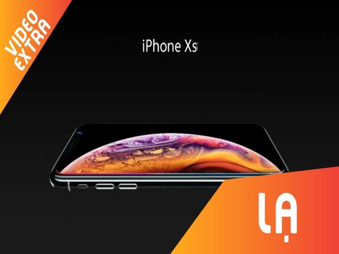 Apple da 'sang tao' iPhone XS nhu the nao? hinh anh