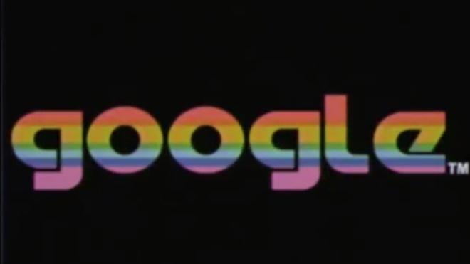 Ngam logo Facebook, Google phong cach 'que mua' nhung nam 1980s hinh anh