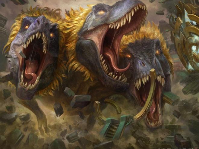 Nhung quai vat khong lo nhat vu tru Godzilla hinh anh