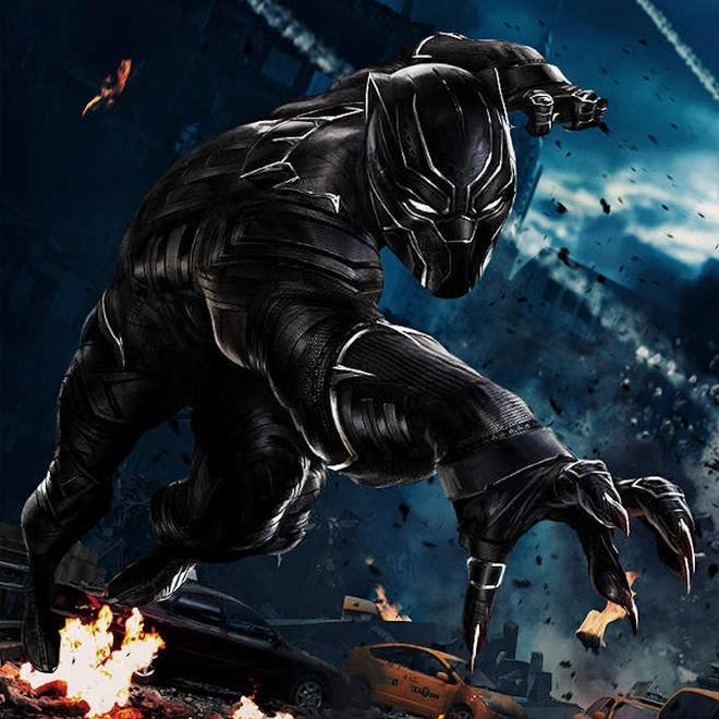 Dang sau nhung canh quay hoanh trang cua bom tan Black Panther hinh anh
