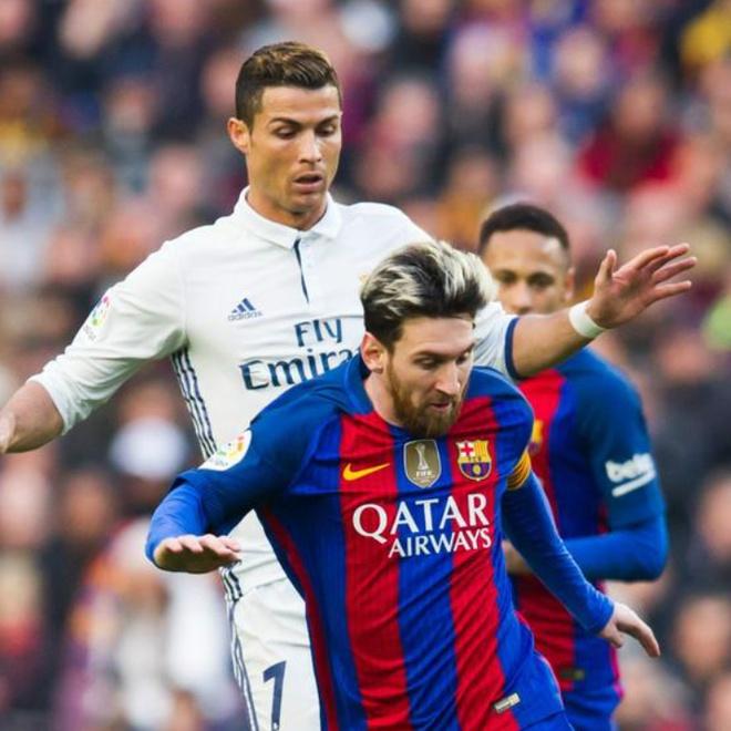 The gioi da ra sao trong lan El Clasico gan nhat vang Ronaldo - Messi? hinh anh