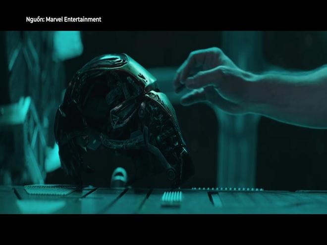 Marvel tung trailer dau tien cho bom tan 'Avengers 4: End Game' hinh anh