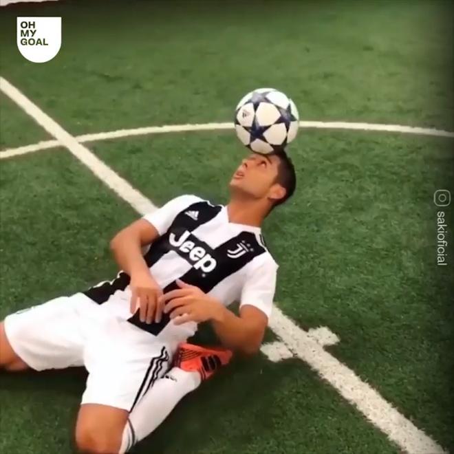'Ban nhai' Ronaldo co ky thuat khong thua ban chinh hinh anh