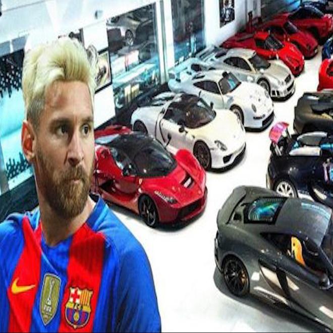 Messi thu nhap 10 trieu USD/thang, gap doi Ronaldo hinh anh