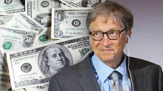 Ty phu Bill Gates tieu tai san 93 ty the nao? hinh anh