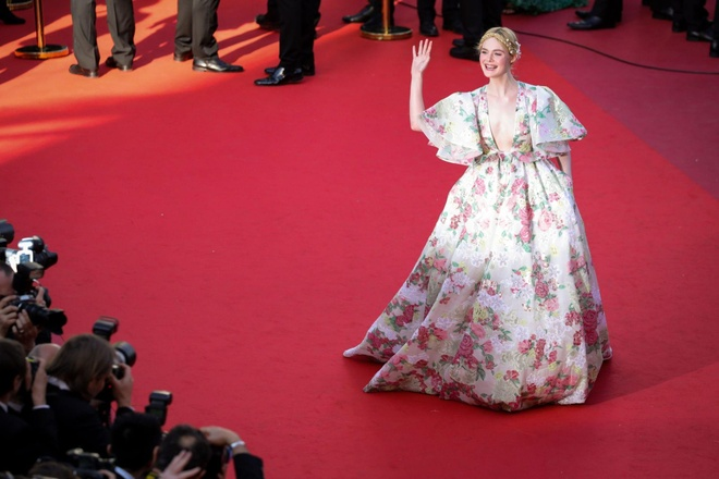 15.000 Euro cho mot suat buoc di tren tham do Cannes hinh anh