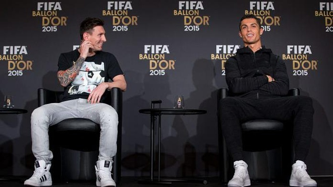 Messi va Ronaldo co that su ghet nhau? hinh anh