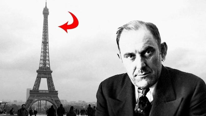 'Sieu lua' hai lan mang thap Eiffel ra ban sat vun hinh anh