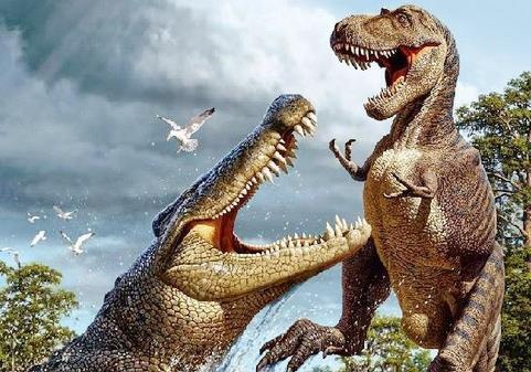 5 loai khung long hung du co the danh bai bao chua T-Rex hinh anh