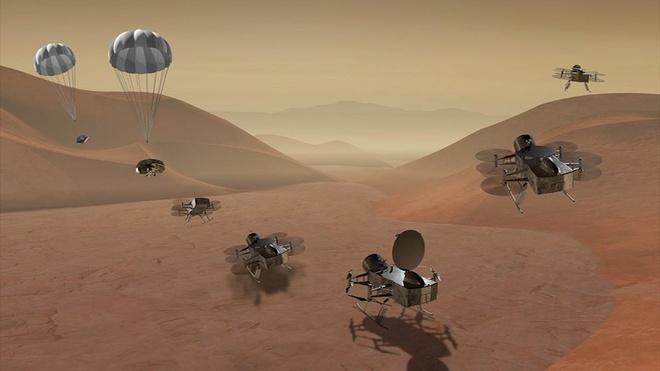 Day la 'Mat Trang' thu 2 ma NASA muon tim nguoi ngoai hanh tinh hinh anh