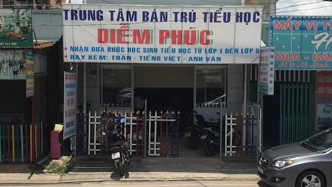Dinh chi hoat dong co so bo quen be trai suot mot ngay hinh anh