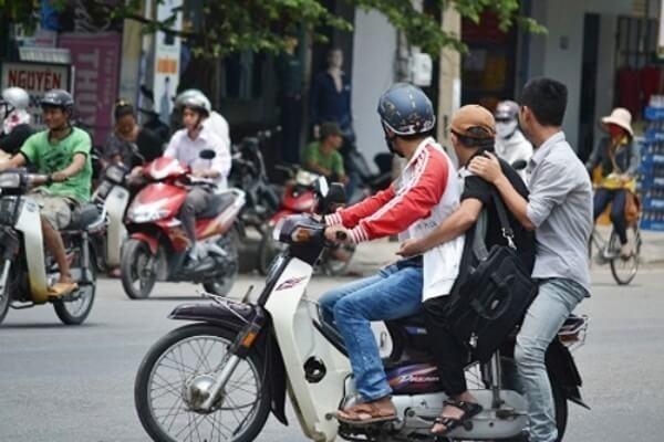Chiêu trò để né tránh kiểm tra vi phạm giao thông tại TP. HCM