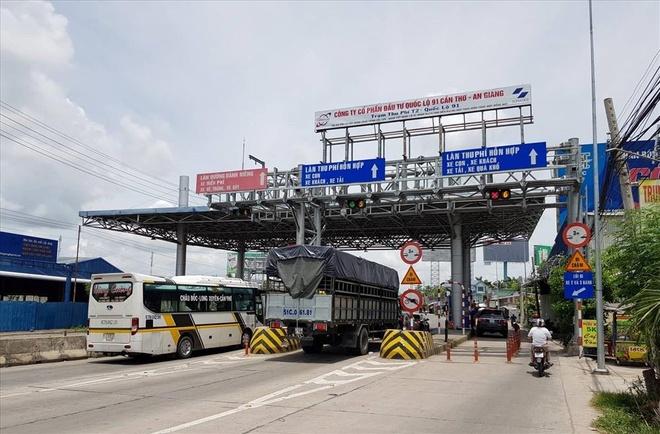Bo Giao thong Van tai de xuat tra lai ten 'tram thu phi' hinh anh