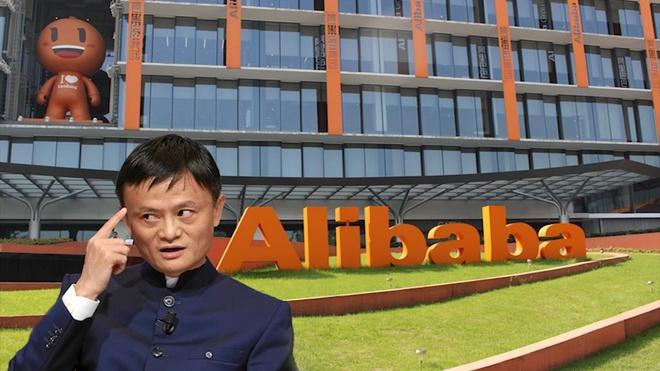 Nhin lai 20 nam lich su de che Alibaba cua Jack Ma trong 3 phut hinh anh