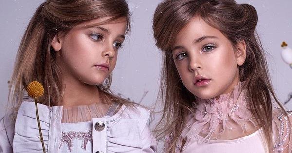 Cặp chị em song sinh đẹp nhất thế giới kiếm cả triệu USD mỗi năm