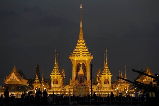 Thai Lan ky niem 3 nam ngay mat cua nha vua qua co Rama IX hinh anh