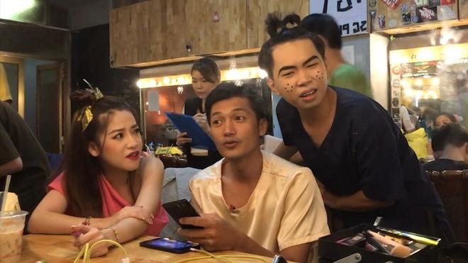 Puka, Minh Du thi nhau choc cuoi Quang Tuan hinh anh