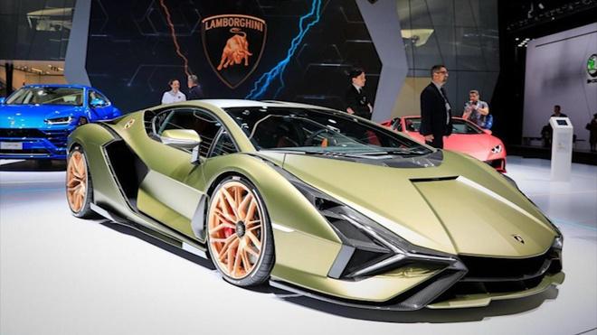 Sieu xe manh nhat lich su Lamborghini hinh anh
