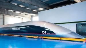 Tau sieu toc Hyperloop ra mat hinh anh