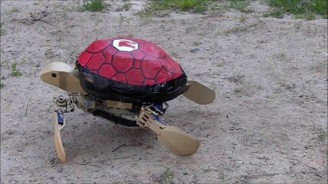 Nhung robot dong vat dang kinh ngac nhat the gioi hinh anh