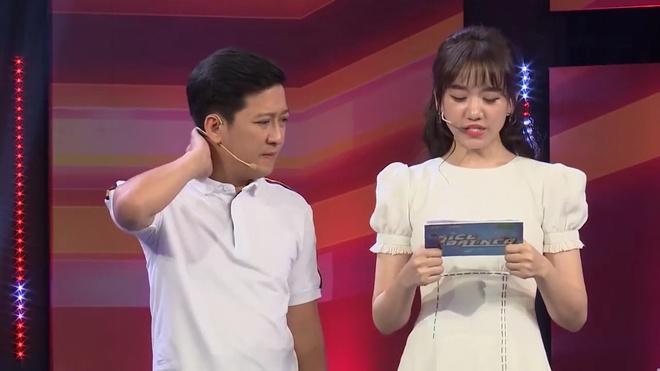 Truong Giang tuyen bo se nghi lam MC neu khach moi khong 'an bot' hinh anh