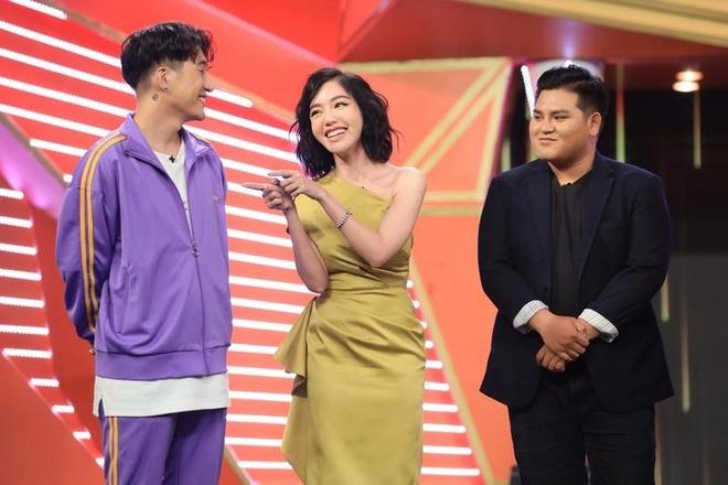 Truong Giang khien Elly Tran nga manh o game show hinh anh