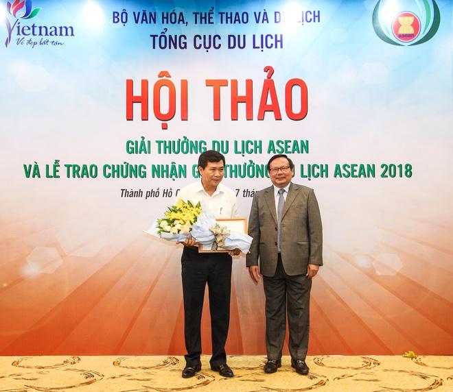 Hue, Hoi An, Da Lat duoc trao chung nhan Thanh pho du lich sach ASEAN hinh anh 2