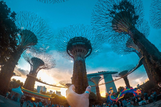 #Mytour: Kinh nghiem 3 ngay phieu bat, kham pha Singapore hinh anh